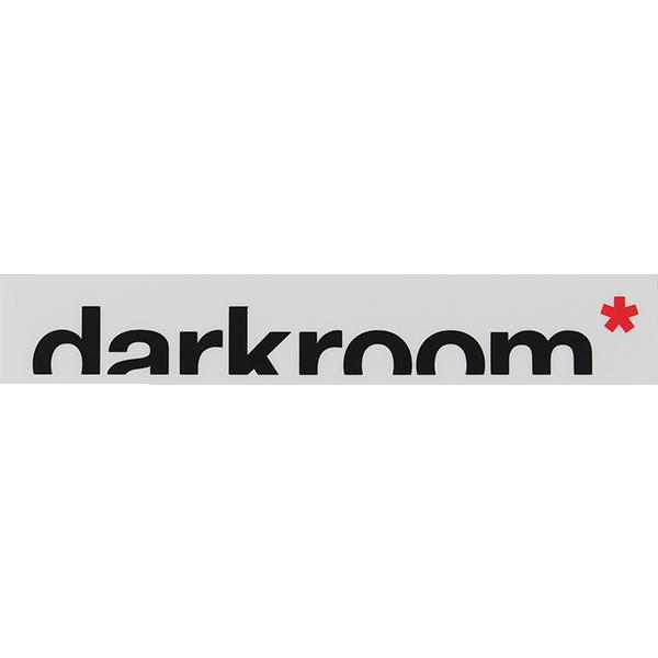 DARKROOM DECAL - ASTERISK